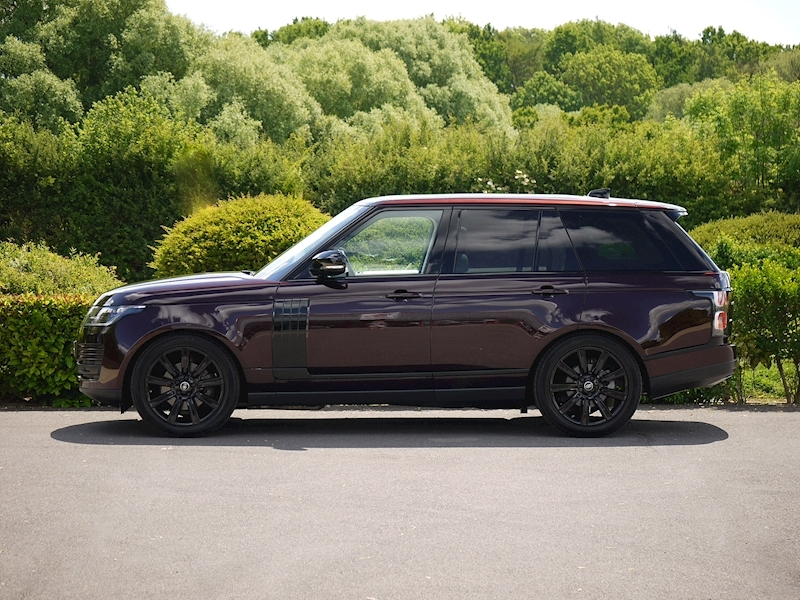 Land Rover Range Rover SDV6 3.0 Vogue - Black Pack Exterior Styling - Large 6