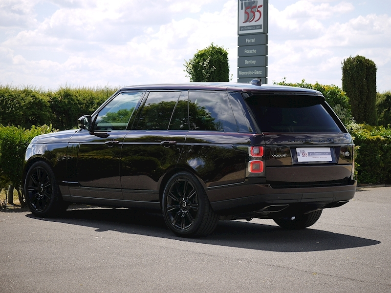 Land Rover Range Rover SDV6 3.0 Vogue - Black Pack Exterior Styling - Large 12
