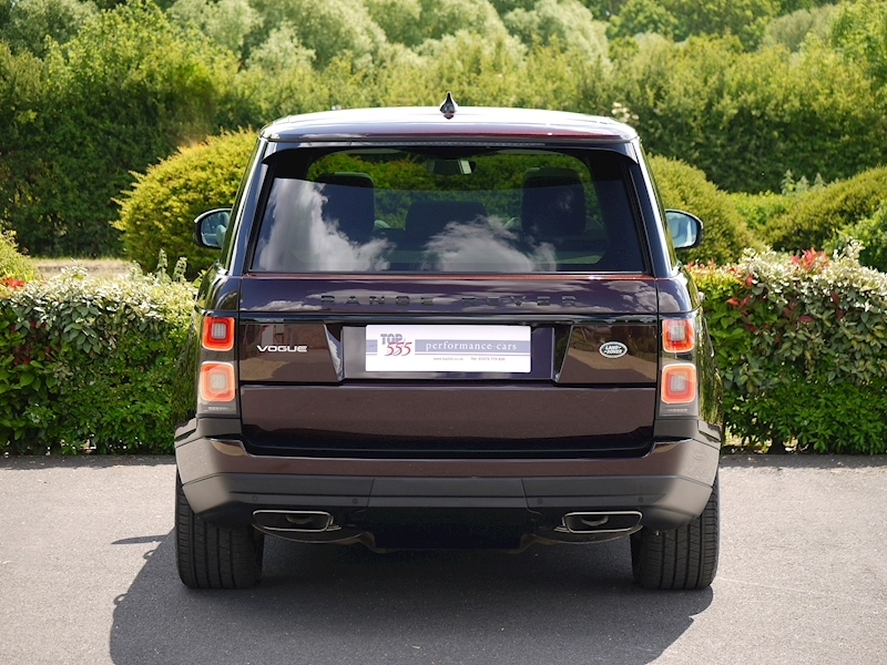 Land Rover Range Rover SDV6 3.0 Vogue - Black Pack Exterior Styling - Large 13