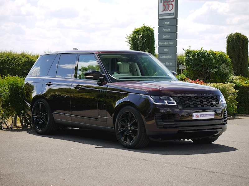 Land Rover Range Rover SDV6 3.0 Vogue - Black Pack Exterior Styling - Large 19
