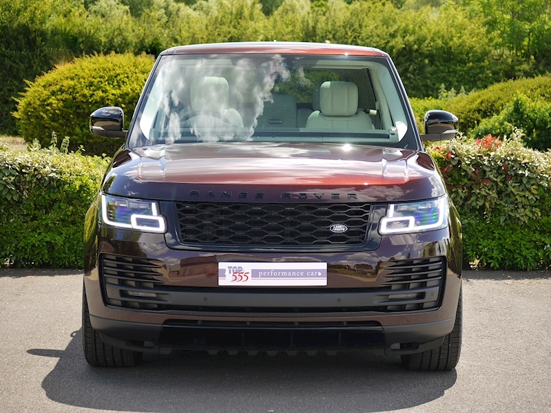 Land Rover Range Rover SDV6 3.0 Vogue - Black Pack Exterior Styling - Large 20