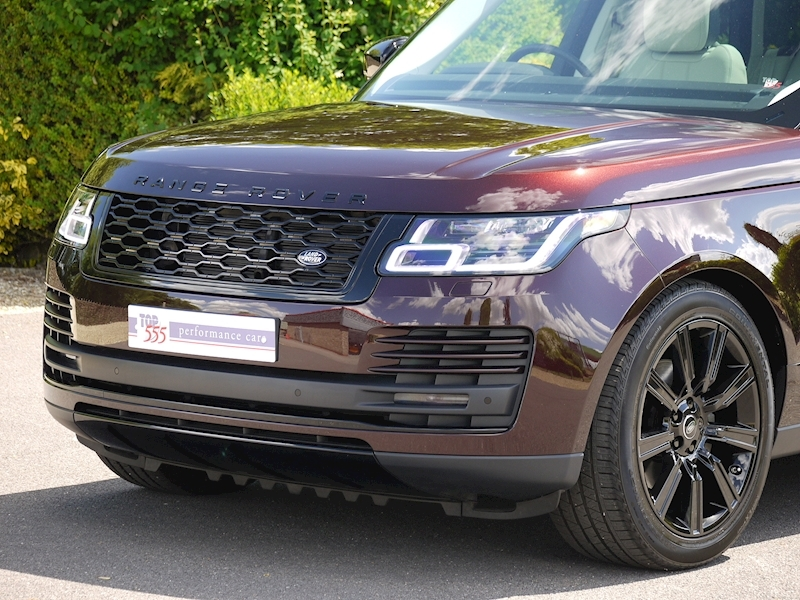 Land Rover Range Rover SDV6 3.0 Vogue - Black Pack Exterior Styling - Large 21