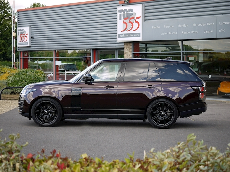 Land Rover Range Rover SDV6 3.0 Vogue - Black Pack Exterior Styling - Large 22