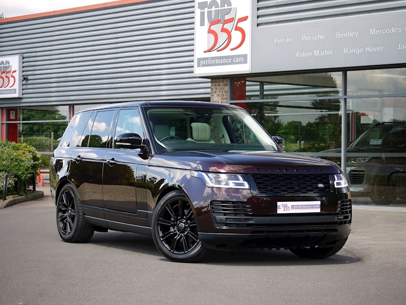 Land Rover Range Rover SDV6 3.0 Vogue - Black Pack Exterior Styling - Large 23