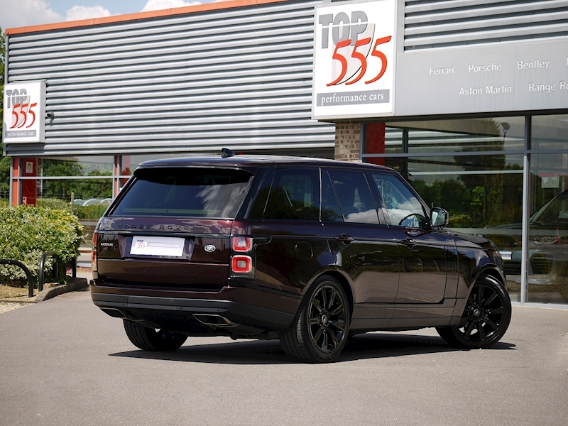 Land Rover Range Rover SDV6 3.0 Vogue - Black Pack Exterior Styling - Large 24