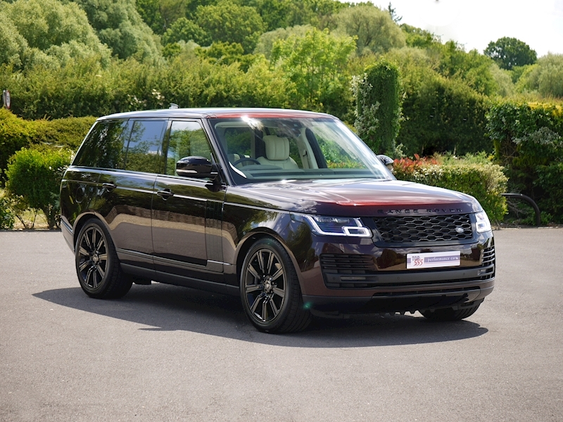 Land Rover Range Rover SDV6 3.0 Vogue - Black Pack Exterior Styling - Large 29