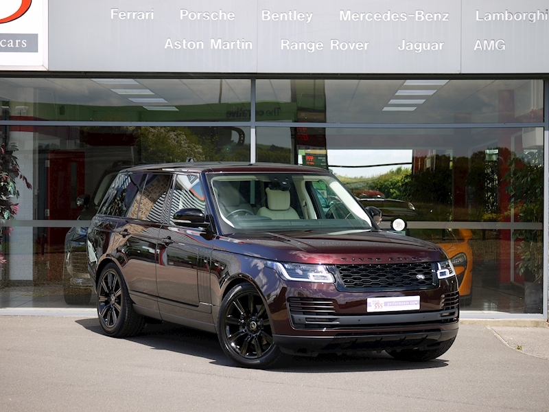 Land Rover Range Rover SDV6 3.0 Vogue - Black Pack Exterior Styling - Large 30