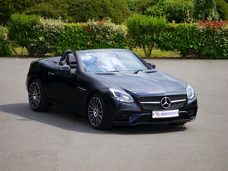 Mercedes-Benz SLC 300 AMG LINE 2.0 ROADSTER - Large 1