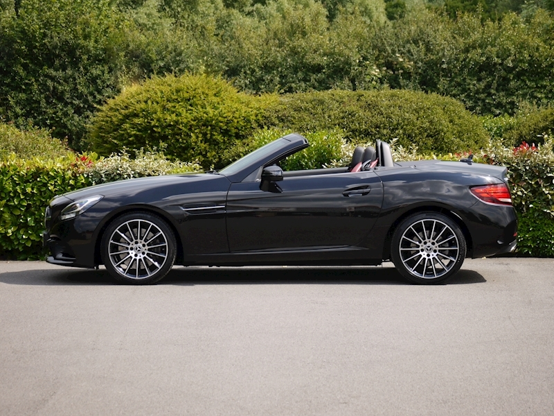 Mercedes-Benz SLC 300 AMG LINE 2.0 ROADSTER - Large 4