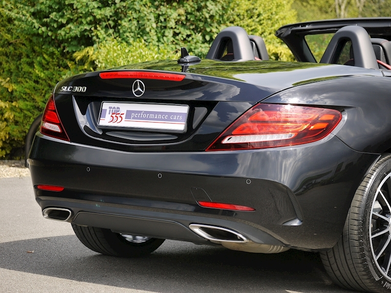 Mercedes-Benz SLC 300 AMG LINE 2.0 ROADSTER - Large 11