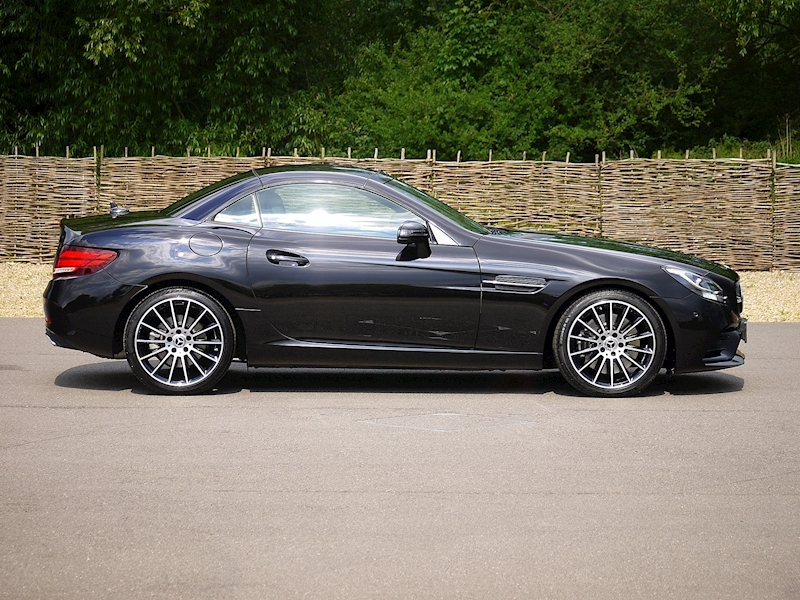 Mercedes-Benz SLC 300 AMG LINE 2.0 ROADSTER - Large 14