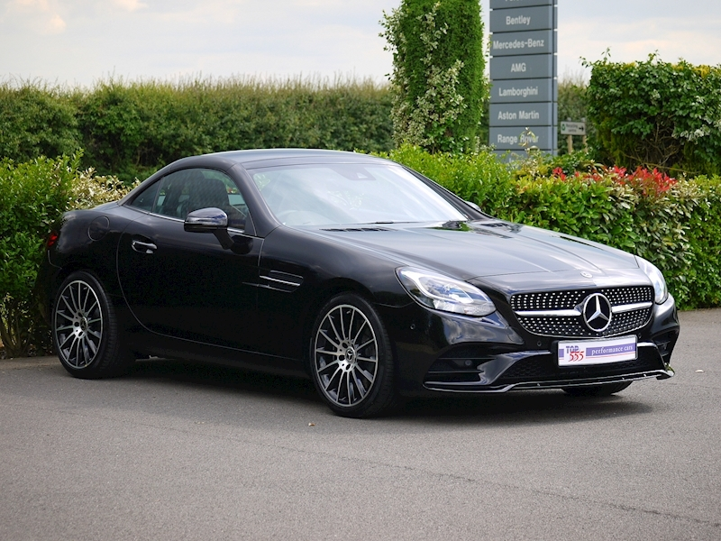 Mercedes-Benz SLC 300 AMG LINE 2.0 ROADSTER - Large 16
