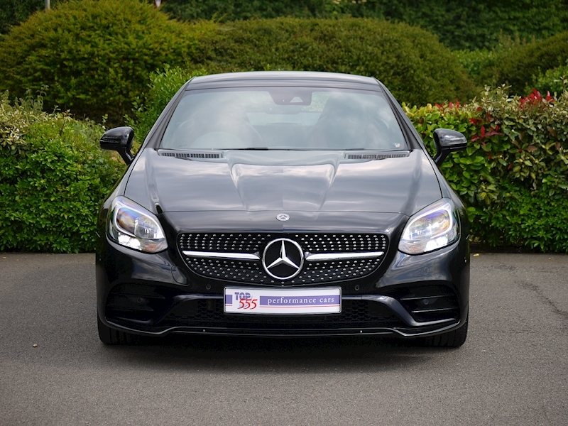 Mercedes-Benz SLC 300 AMG LINE 2.0 ROADSTER - Large 17