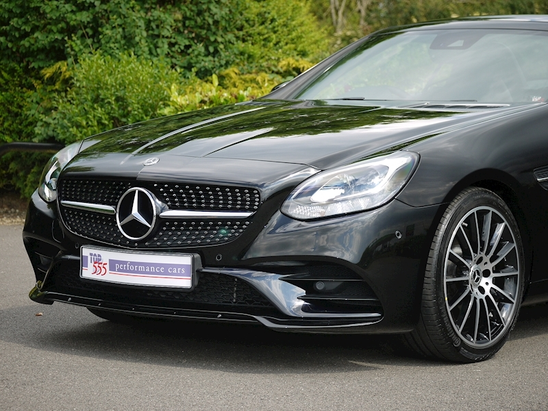 Mercedes-Benz SLC 300 AMG LINE 2.0 ROADSTER - Large 18
