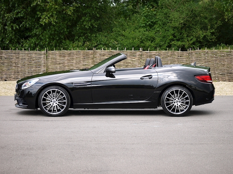 Mercedes-Benz SLC 300 AMG LINE 2.0 ROADSTER - Large 19