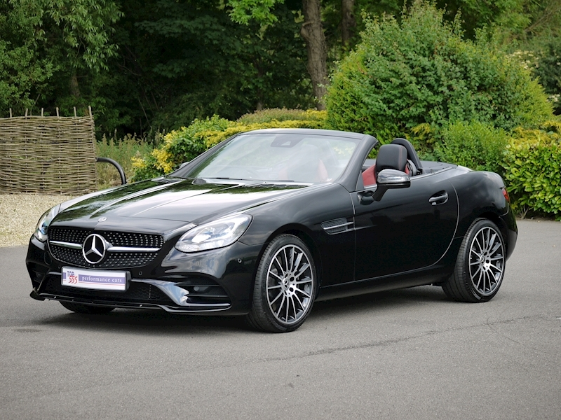 Mercedes-Benz SLC 300 AMG LINE 2.0 ROADSTER - Large 20