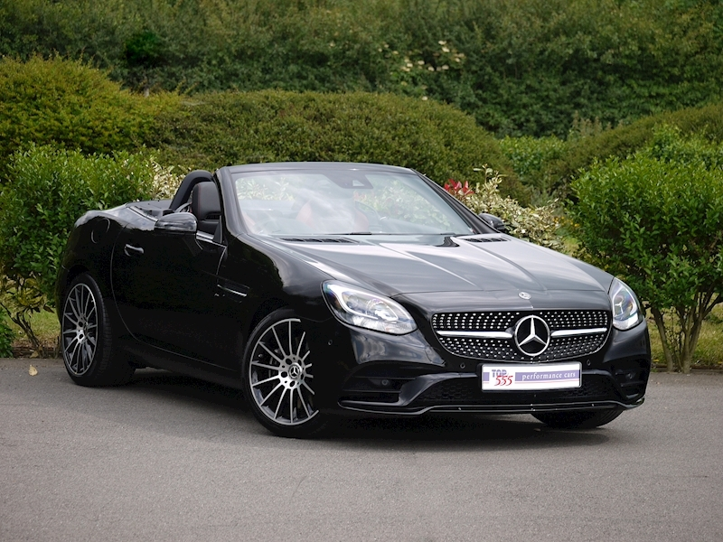 Mercedes-Benz SLC 300 AMG LINE 2.0 ROADSTER - Large 21
