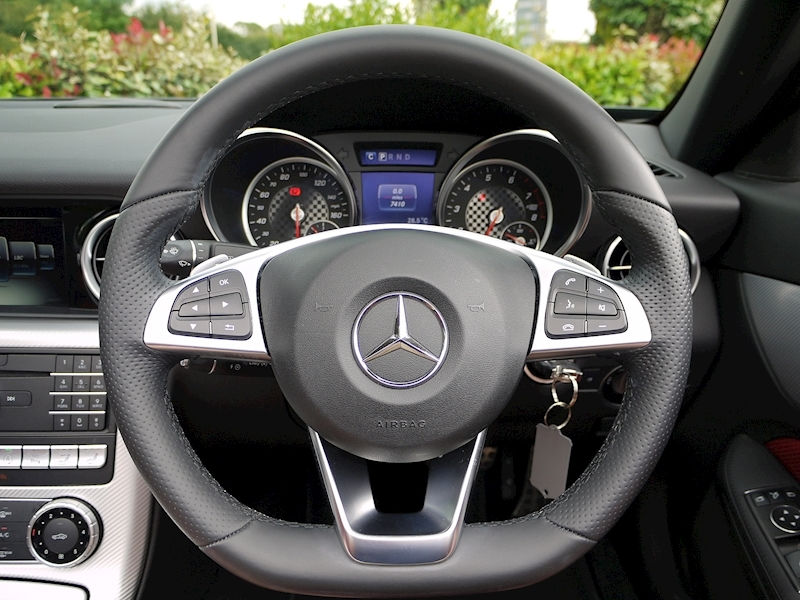 Mercedes-Benz SLC 300 AMG LINE 2.0 ROADSTER - Large 23