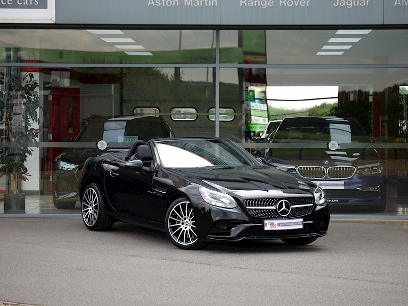 Mercedes-Benz SLC 300 AMG LINE 2.0 ROADSTER - Large 28