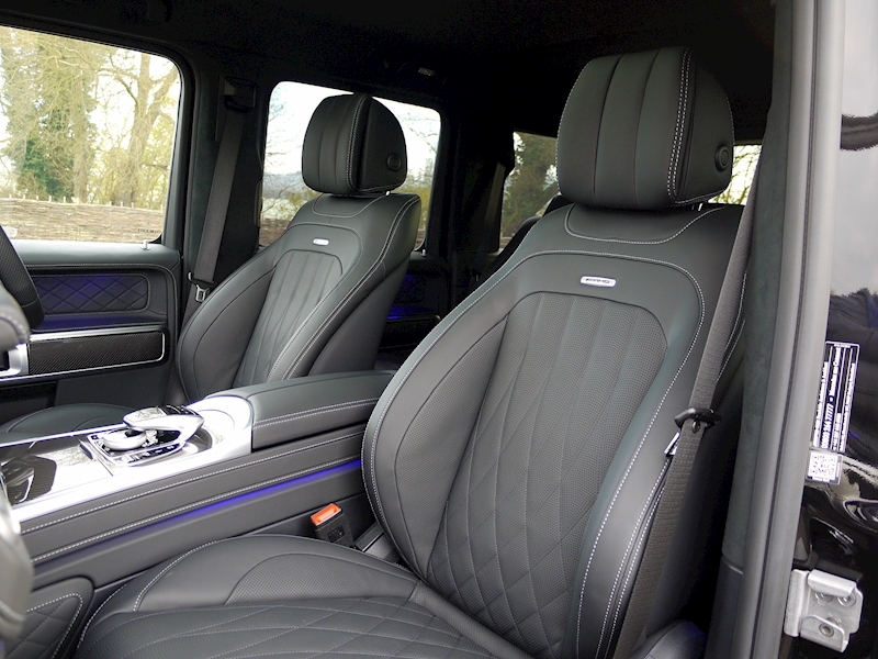 Mercedes-Benz G-Class Amg G 63 4Matic Estate 4.0 Automatic Petrol - Large 3