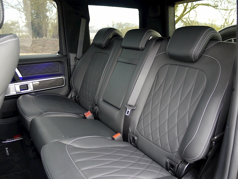 Mercedes-Benz G-Class Amg G 63 4Matic Estate 4.0 Automatic Petrol - Large 5