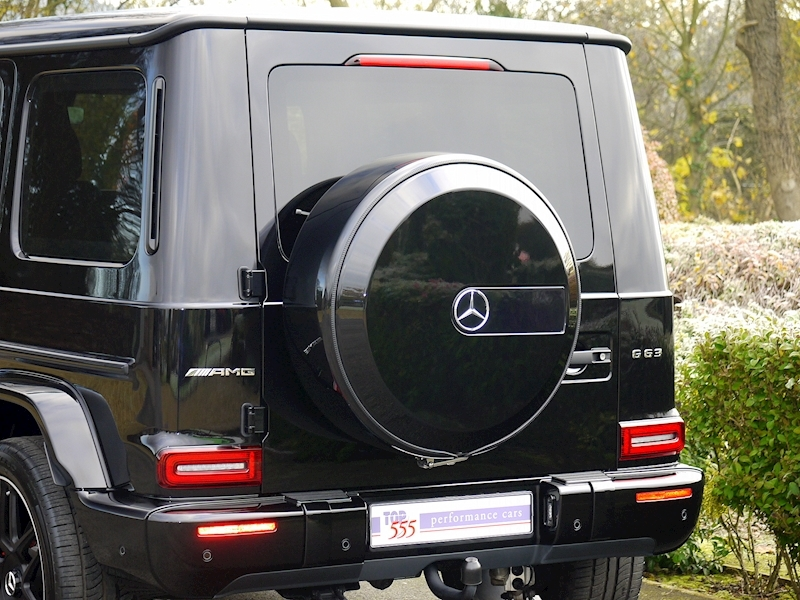 Mercedes-Benz G-Class Amg G 63 4Matic Estate 4.0 Automatic Petrol - Large 8