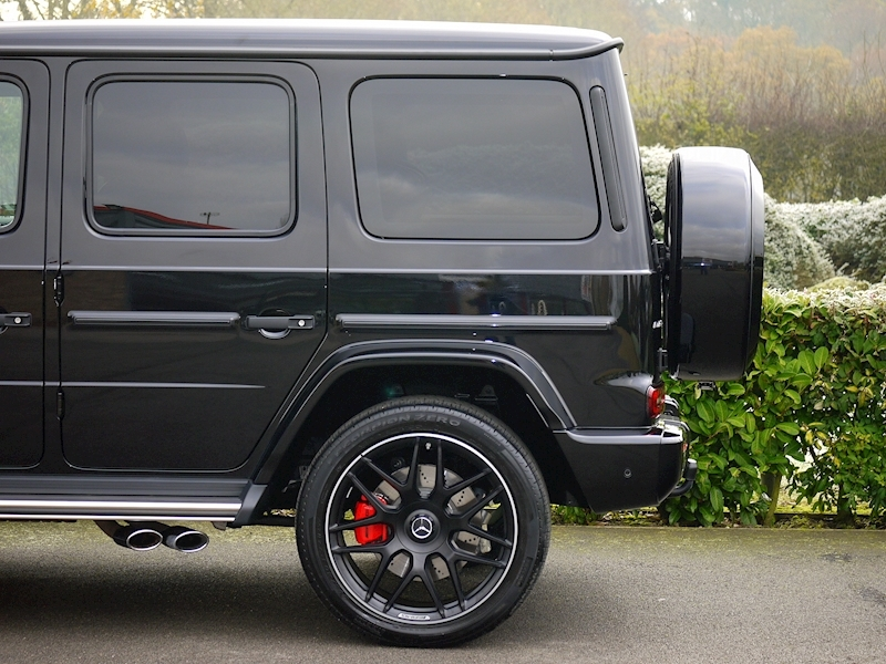 Mercedes-Benz G-Class Amg G 63 4Matic Estate 4.0 Automatic Petrol - Large 9
