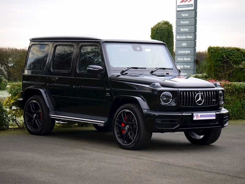 Mercedes-Benz G-Class Amg G 63 4Matic Estate 4.0 Automatic Petrol - Large 21