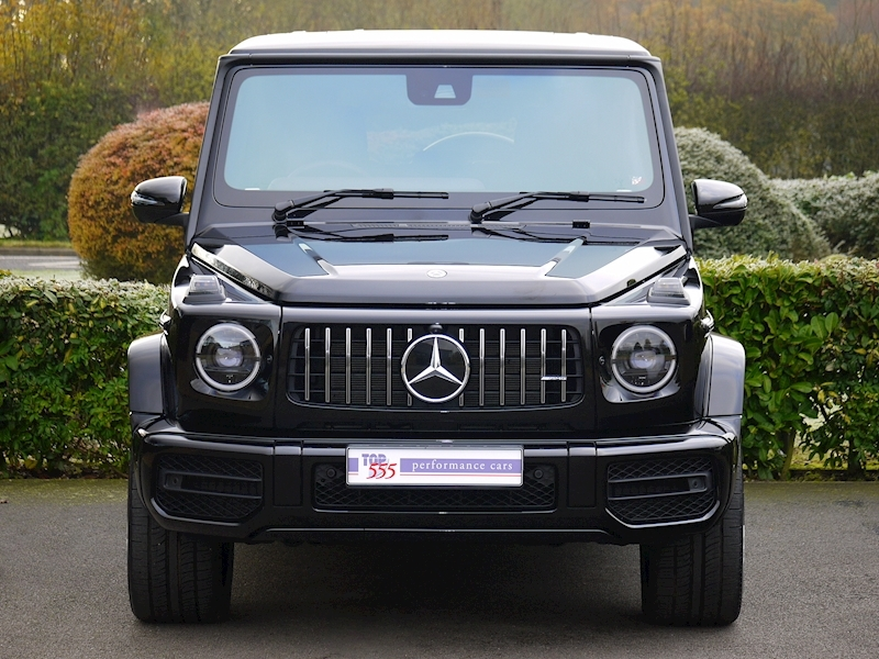 Mercedes-Benz G-Class Amg G 63 4Matic Estate 4.0 Automatic Petrol - Large 23