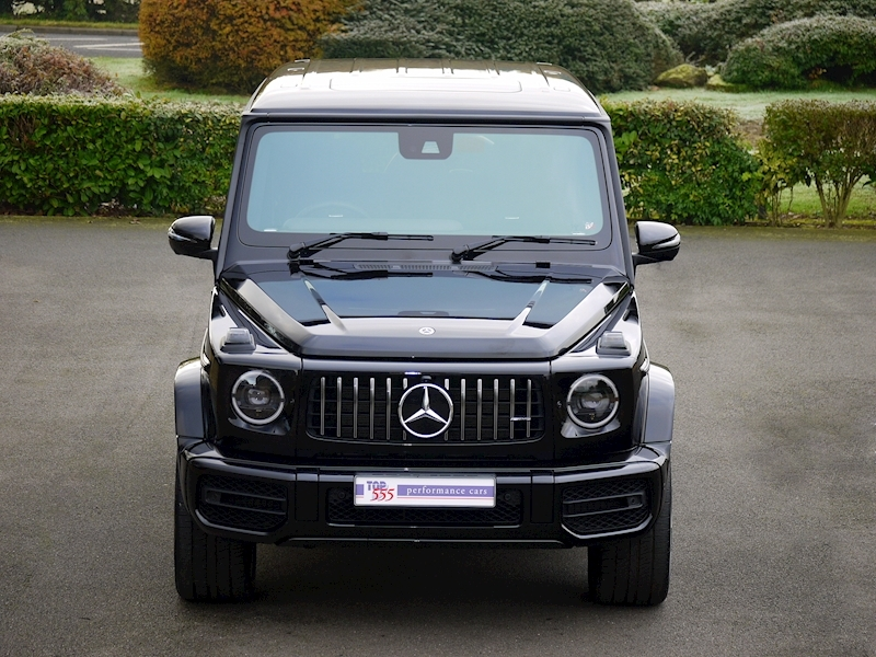 Mercedes-Benz G-Class Amg G 63 4Matic Estate 4.0 Automatic Petrol - Large 26