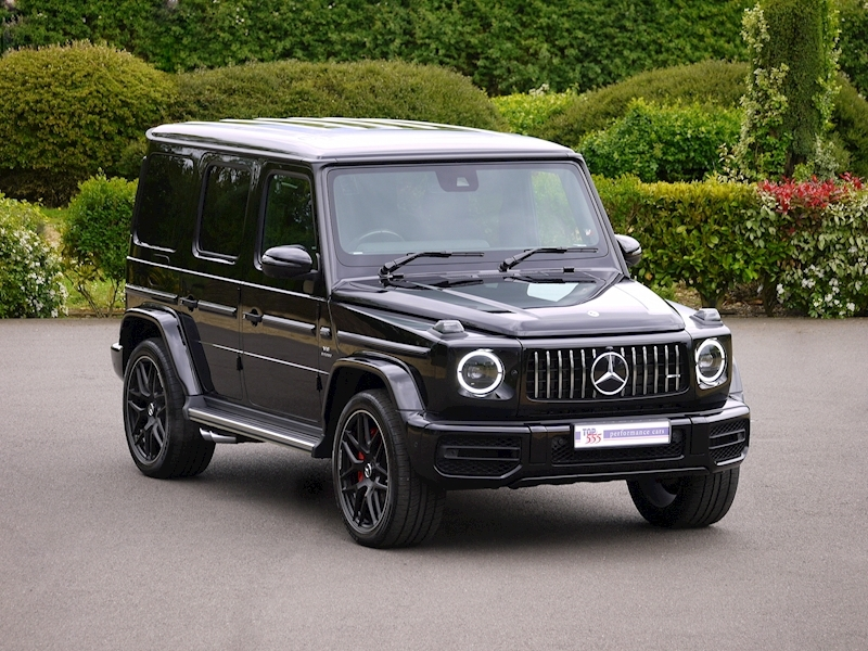 Mercedes-Benz G-Class Amg G 63 4Matic Estate 4.0 Automatic Petrol - Large 1