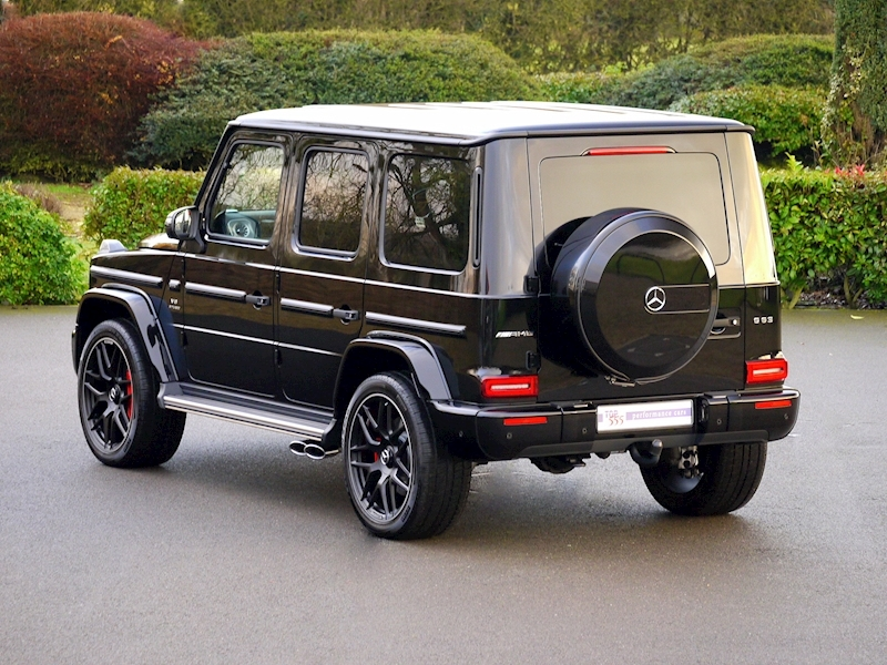 Mercedes-Benz G-Class Amg G 63 4Matic Estate 4.0 Automatic Petrol - Large 0