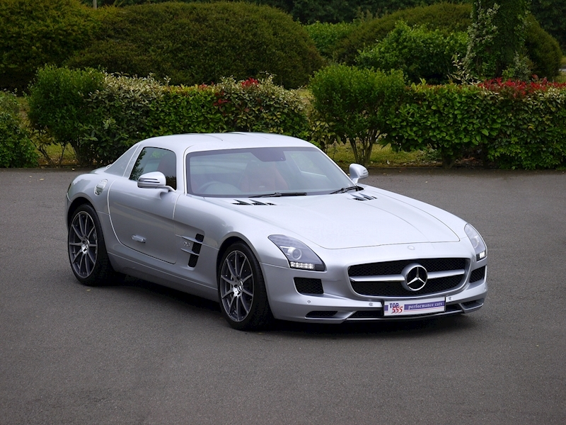 Mercedes-Benz SLS AMG Coupe 6.2 - Large 1