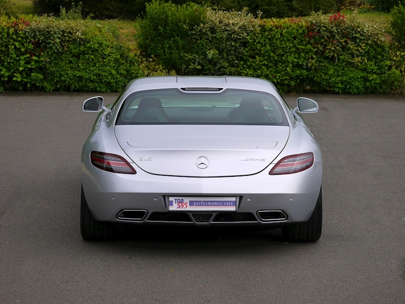 Mercedes-Benz SLS AMG Coupe 6.2 - Large 19