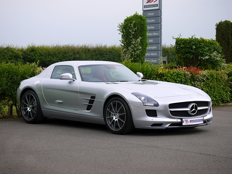 Mercedes-Benz SLS AMG Coupe 6.2 - Large 20