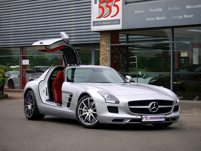 Mercedes-Benz SLS AMG Coupe 6.2 - Large 27