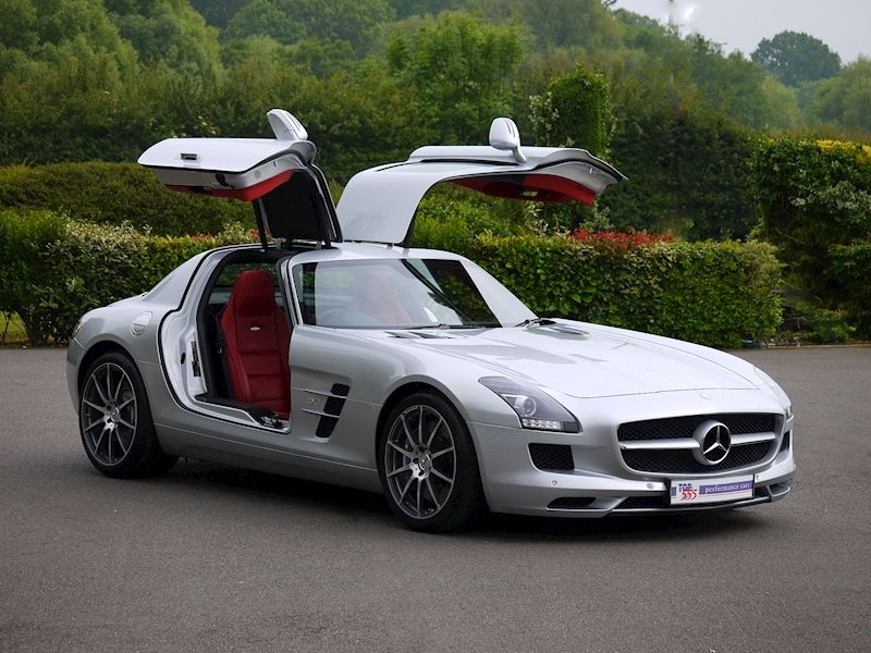 Mercedes-Benz SLS AMG Coupe 6.2 - Large 34