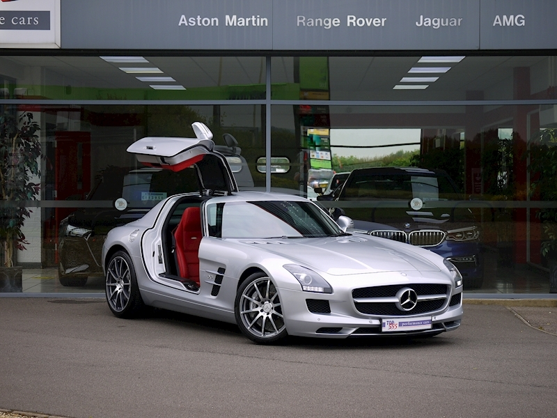 Mercedes-Benz SLS AMG Coupe 6.2 - Large 36