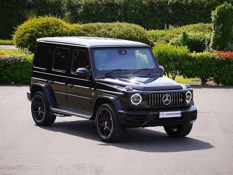 Mercedes G63 AMG 4.0 V8 Bi-Turbo - Large 0