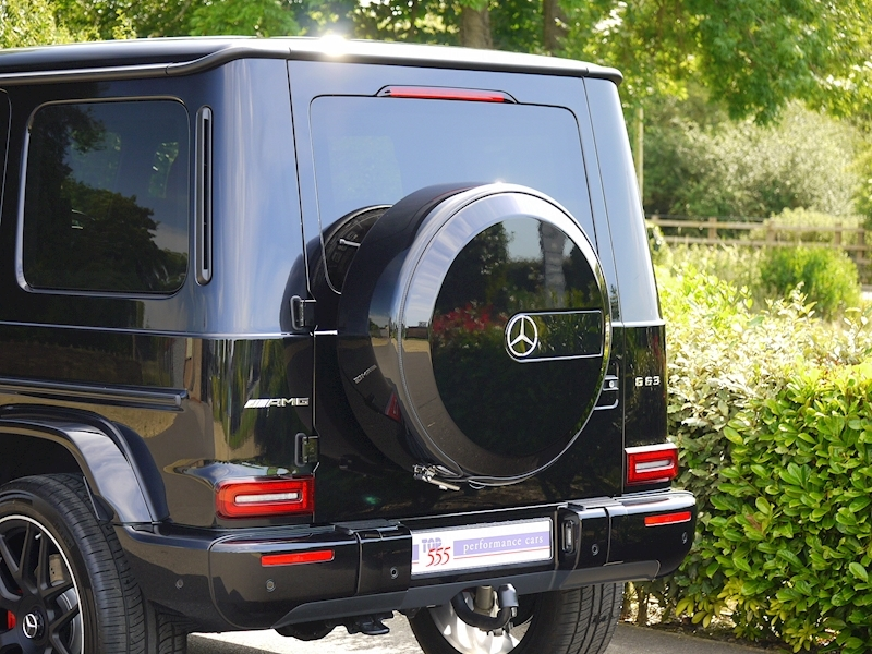 Mercedes G63 AMG 4.0 V8 Bi-Turbo - Large 3