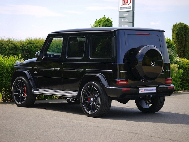 Mercedes G63 AMG 4.0 V8 Bi-Turbo - Large 17