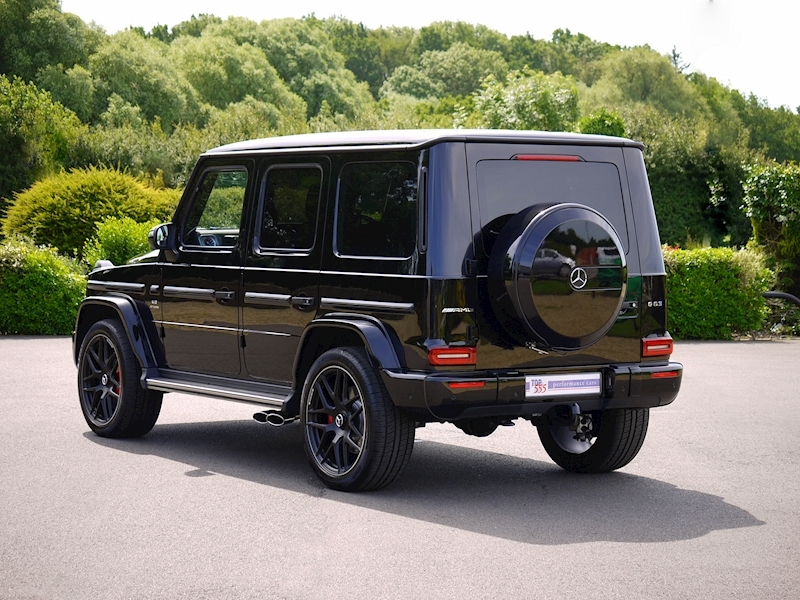 Mercedes G63 AMG 4.0 V8 Bi-Turbo - Large 37