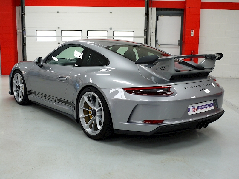 Porsche 911 (991.2) GT3 Clubsport 4.0 Manual - Large 0