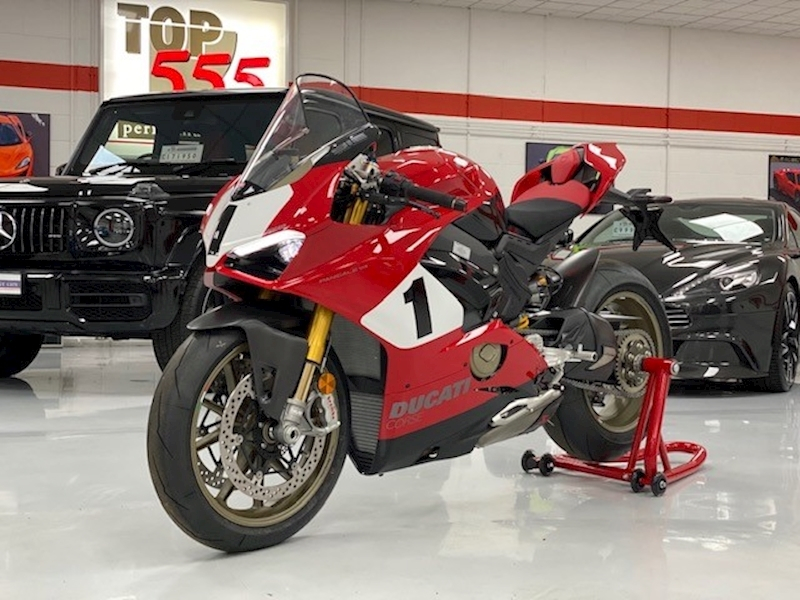 Ducati Panigale V4 25th Anniversario 916 - No 373/500 Worldwide - Large 0