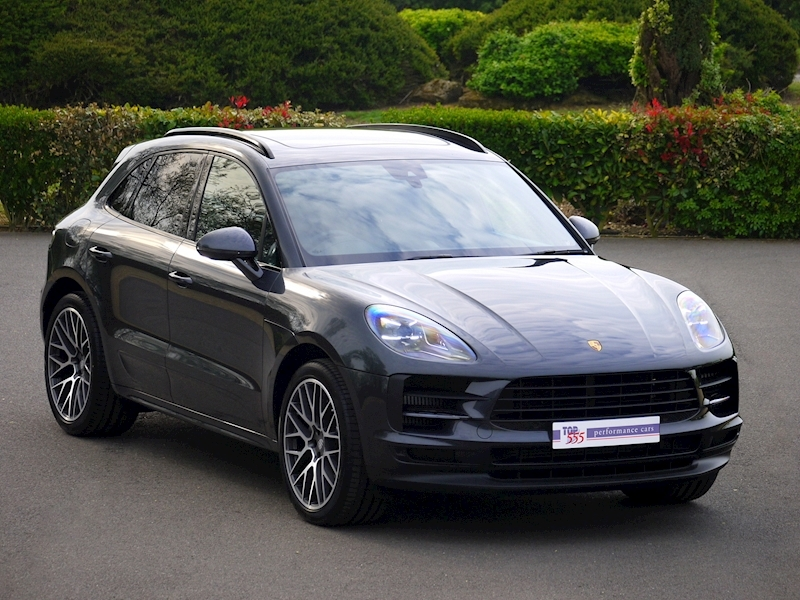 Porsche Macan S 3.0 PDK - New Model - Large 1