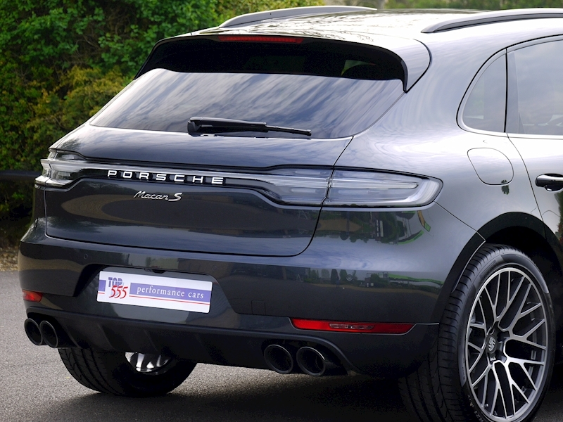 Porsche Macan S 3.0 PDK - New Model - Large 12