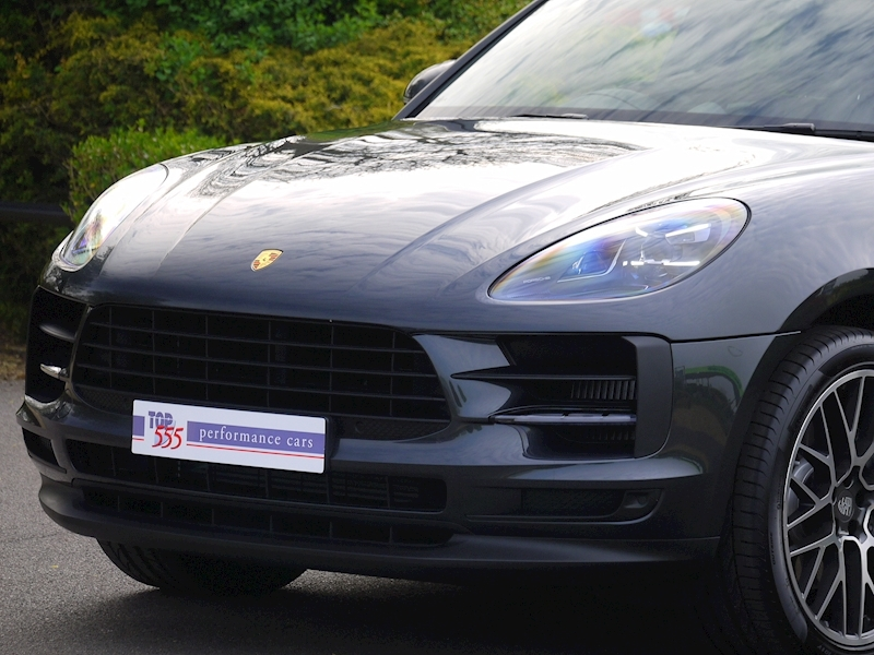 Porsche Macan S 3.0 PDK - New Model - Large 20