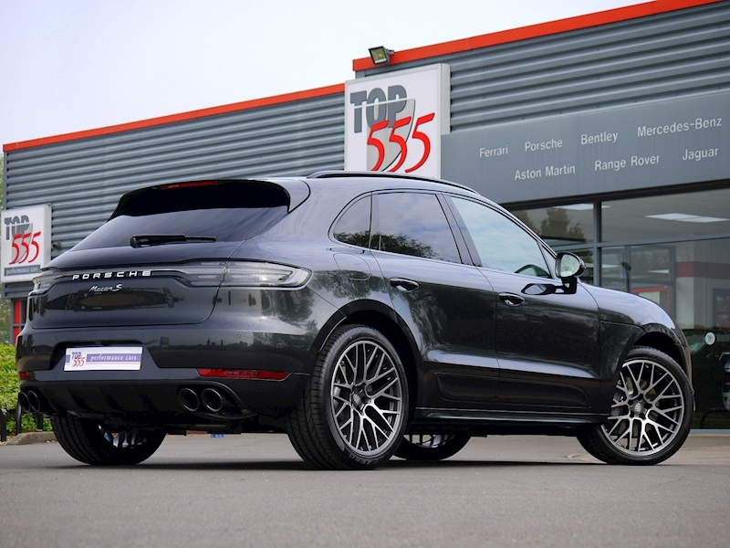 Porsche Macan S 3.0 PDK - New Model - Large 29