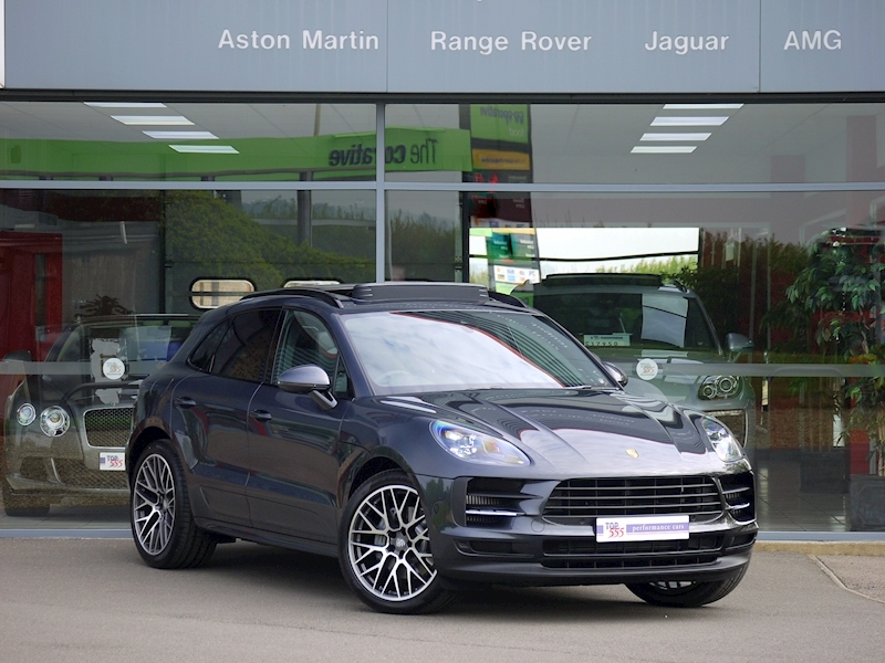 Porsche Macan S 3.0 PDK - New Model - Large 38