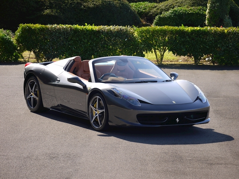 Ferrari 458 Spider - Large 1